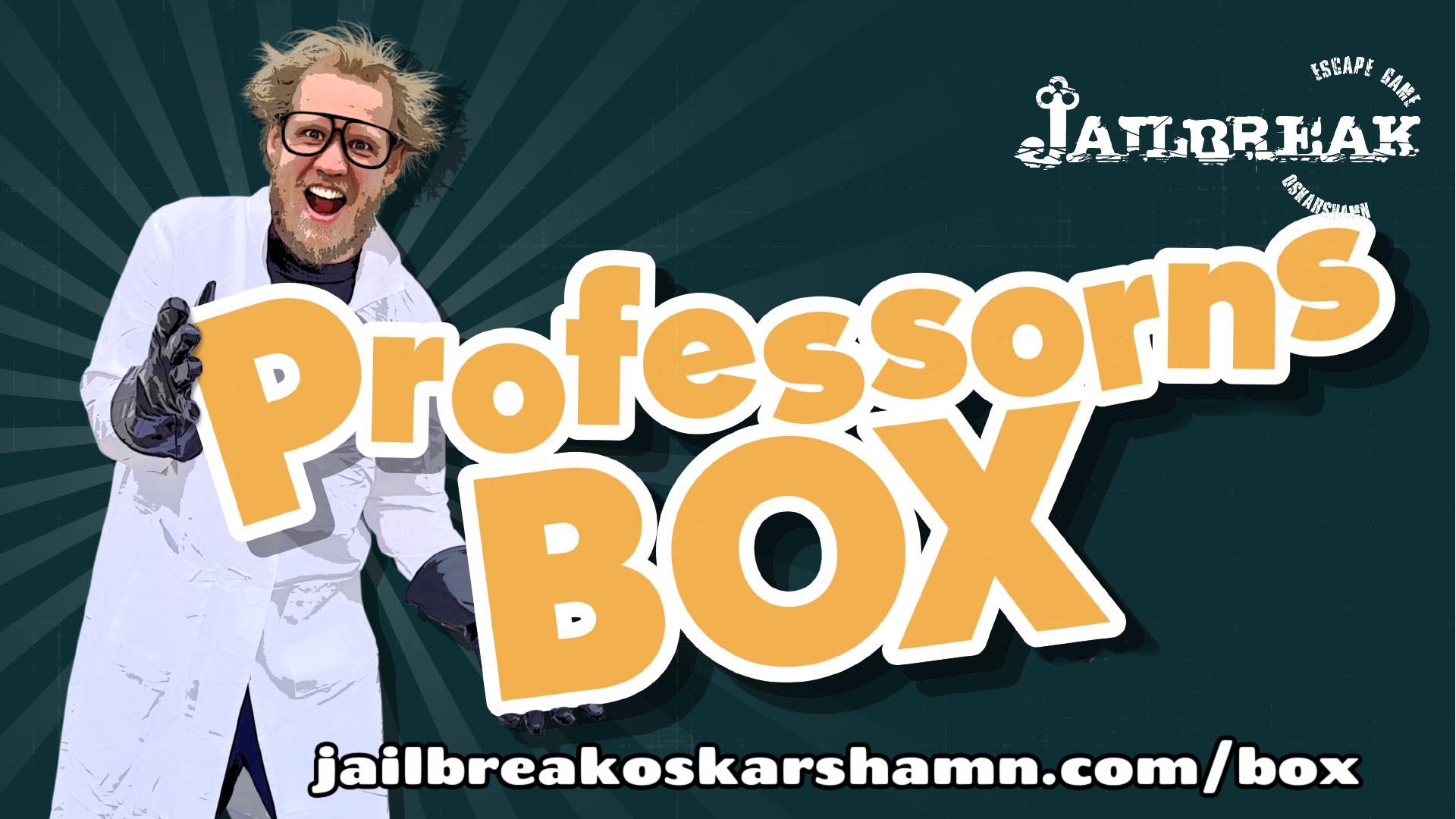 Professorns Box - Nyhet